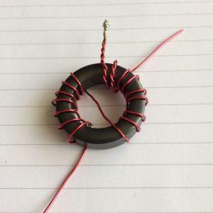 Unun 1:60 impedance matching