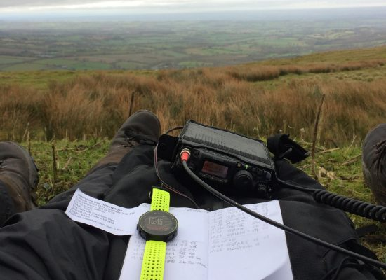 Titterstone Clee Hill G/WB-004