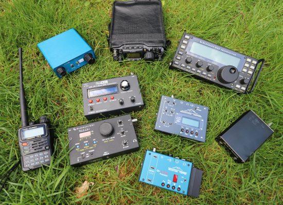 SOTA radios