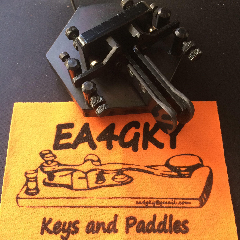 Alberkeys Paddle